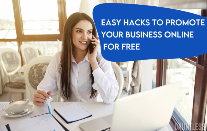 11 easy ways to promote your business online for free