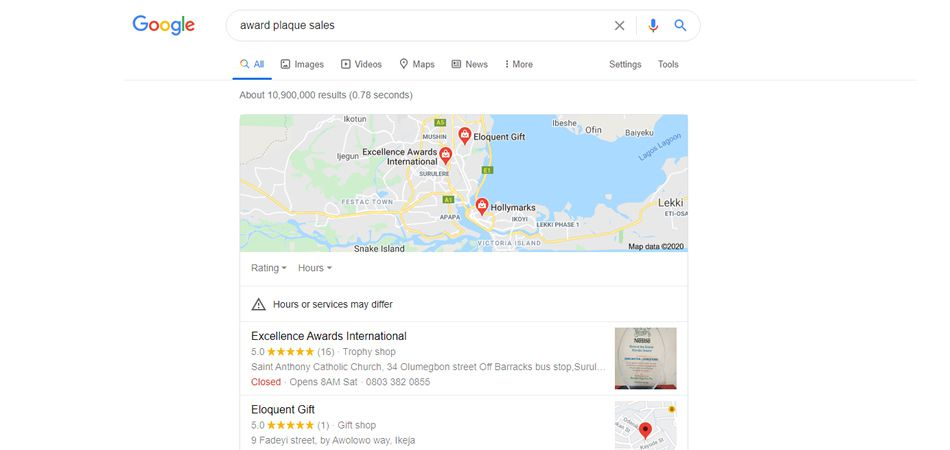 building your digital presence by engaging google my business page