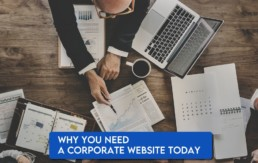 Why you need a corporate website