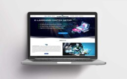 Web design for hispeed computers